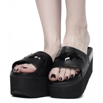 Încălțăminte de damă (sandale) KILLSTAR - Bloodbath Slides