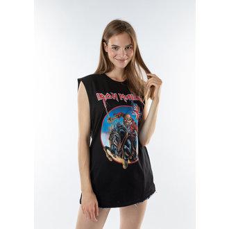 Maieu bărbătesc tip tank (unisex) Iron Maiden - AMPLIFIED, AMPLIFIED, Iron Maiden