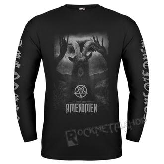 tricou hardcore bărbați - UNDER THE UNSACRED MOONLIGHT - AMENOMEN - OMEN054LO