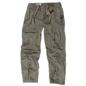 Pantaloni bărbătești SURPLUS - INFANTRY CARGO - OLIV GEWAS, SURPLUS