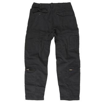 Pantaloni bărbătești SURPLUS - INFANTRY CARGO - Black GE, SURPLUS