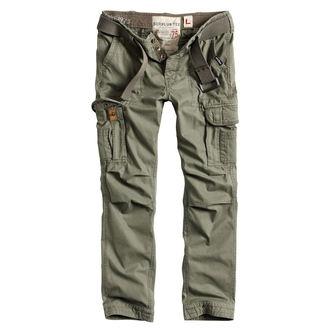 Pantaloni bărbătești SURPLUS - PREMIUM SLIMMY - OLIV GEWAS, SURPLUS