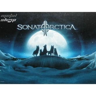 steag Sonată arctica - Iced, HEART ROCK, Sonata Arctica