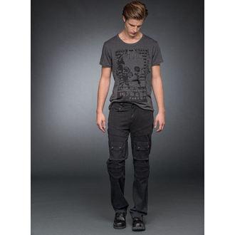 pantaloni REGINĂ DE ÎNTUNERIC, QUEEN OF DARKNESS