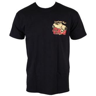 tricou de stradă bărbați - Loud And Fast - BLACK HEART, BLACK HEART