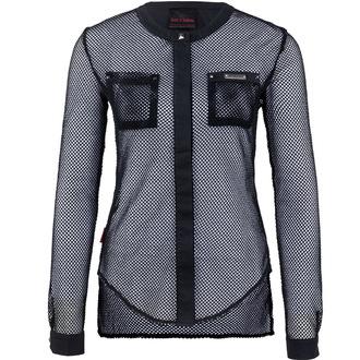 tricou stil gotic și punk femei - Pockets - QUEEN OF DARKNESS, QUEEN OF DARKNESS