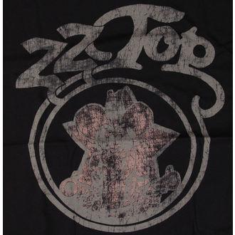 tricou stil metal bărbați ZZ-Top - Outlaw - BRAVADO EU, BRAVADO EU, ZZ-Top