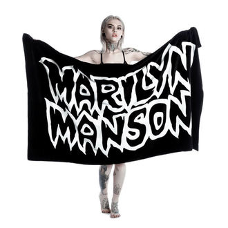 Prosop KILLSTAR - MARILYN MANSON - Avoid The Sun - Black, KILLSTAR, Marilyn Manson