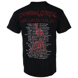 tricou stil metal bărbați Cannibal Corpse - SKELETAL-SUMMER 2016 - Just Say Rock, Just Say Rock, Cannibal Corpse