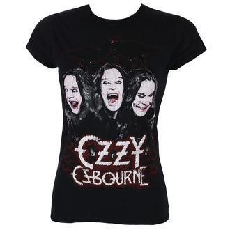 tricou stil metal femei Ozzy Osbourne - Crows & Bars - ROCK OFF, ROCK OFF, Ozzy Osbourne