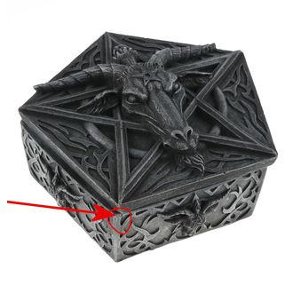 cutie (decor) Baphomets Tezaur - NENOW - D1802E5 - DETERIORATĂ