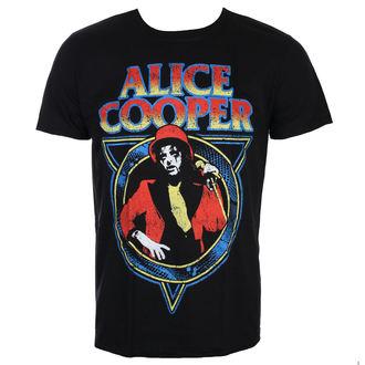 tricou stil metal bărbați Alice Cooper - Snake Skin - ROCK OFF, ROCK OFF, Alice Cooper