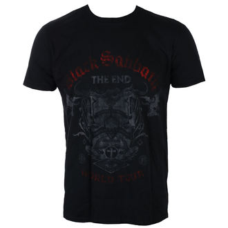 tricou stil metal bărbați Black Sabbath - The End Reading Skull - ROCK OFF, ROCK OFF, Black Sabbath