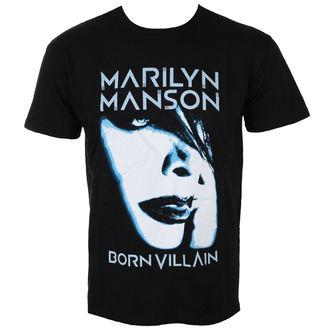 tricou stil metal bărbați Marilyn Manson - Born Villain - ROCK OFF, ROCK OFF, Marilyn Manson