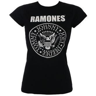 Tricou Femei Ramones - Seal Skinny - ROCK OFF, ROCK OFF, Ramones