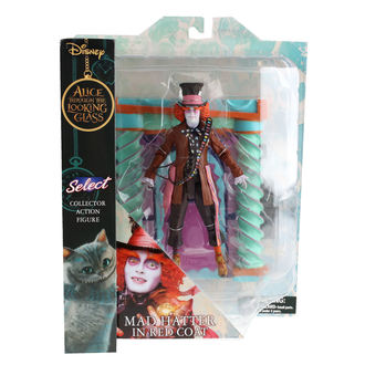Figurină Alice in Wonderland - Alice Through the Looking Glass - Red Hatter - POP!