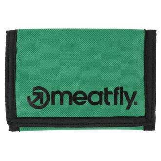 Portofel MEATFLY - Vega - Green, Black, MEATFLY