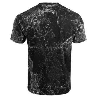 tricou hardcore bărbați - SATAN LOVES ME - AMENOMEN, AMENOMEN