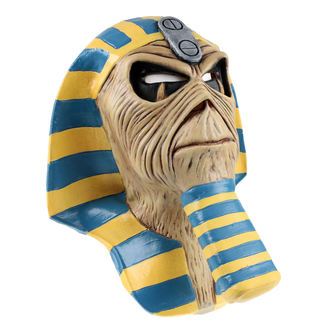 Mască Iron Maiden - Powerslave Pharaoh, NNM, Iron Maiden