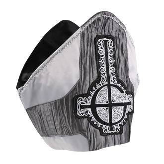 Mască (mitră) Pope Emeritus II, Ghost