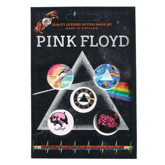 Insigne cu bolț de prindere Pink Floyd - RAZAMATAZ, RAZAMATAZ, Pink Floyd