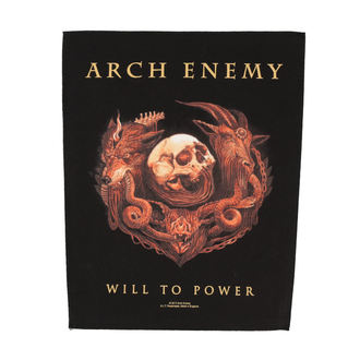 Petic pentru spate Arch Enemy - RAZAMATAZ, RAZAMATAZ, Arch Enemy