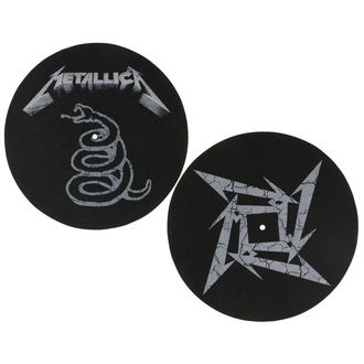 Covoraș Gramofon - 2 piese - Metallica - RAZAMATAZ, RAZAMATAZ, Metallica