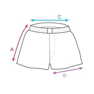 Boxeri pantaloni scurți bărbaţi HORSEFEATHERS - SIN, HORSEFEATHERS