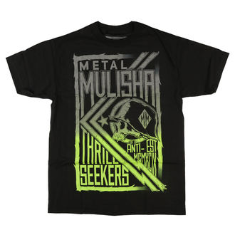 tricou de stradă bărbați - THRILL - METAL MULISHA, METAL MULISHA