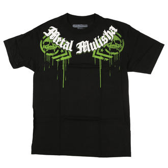 tricou de stradă bărbați - COLLAR - METAL MULISHA, METAL MULISHA
