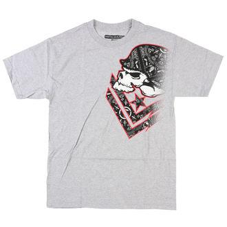 tricou de stradă bărbați - GUARD - METAL MULISHA, METAL MULISHA
