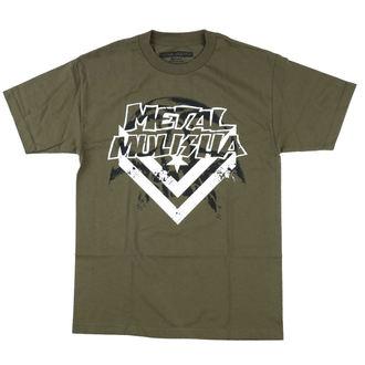 tricou de stradă bărbați - DARKNESS - METAL MULISHA, METAL MULISHA