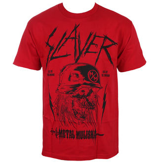 Tricou bărbătesc METAL MULISHA - BY THE SWORD SLAYER, METAL MULISHA, Slayer