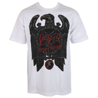 tricou stil metal bărbați Slayer - EAGLE SLAYER - METAL MULISHA, METAL MULISHA, Slayer