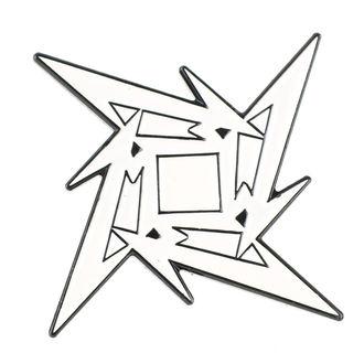 Insingă Metallica - Ninja Star, Metallica