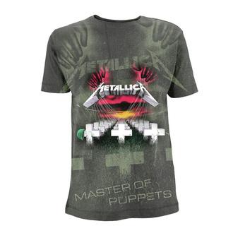 tricou stil metal bărbați Metallica - Master Of Puppets - NNM, NNM, Metallica