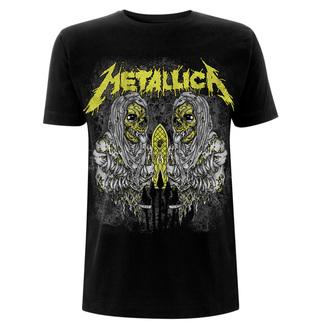 tricou stil metal bărbați Metallica - Sanitarium -, Metallica