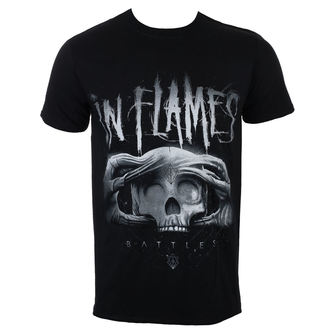 tricou stil metal bărbați In Flames - Battles 2 Tone - ROCK OFF, ROCK OFF, In Flames