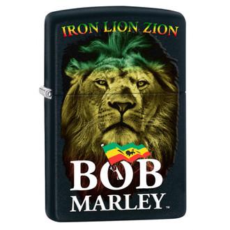 Brichetă ZIPPO - BOB MARLEY - NO. 8, ZIPPO, Bob Marley