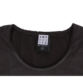 tricou stil metal femei - CHARCOAL - AMPLIFIED, AMPLIFIED