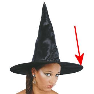 Pălărie de Vrăjitoare BLACK WITCH - DAMAGED, NNM