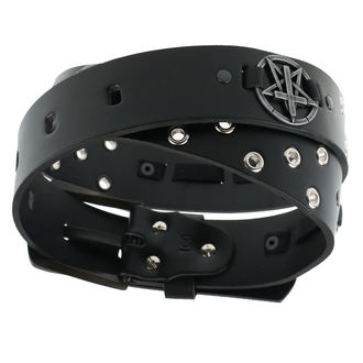 Curea Pentagram Cross, JM LEATHER