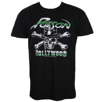 tricou stil metal bărbați Poison - Hollywood - HYBRIS, HYBRIS, Poison
