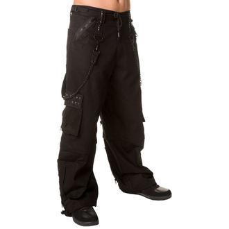 pantaloni bărbați DEAD Threads (TT 1025) - NEGRU