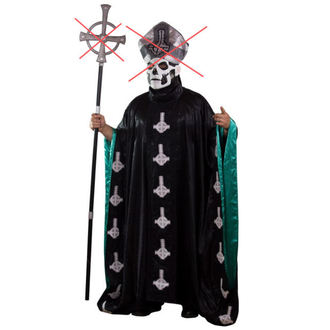 Mantie (costum) Ghost Pope Emeritus II, Ghost