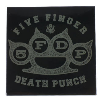 Magnet FIVE FINGER DEATH PUNCH - ROCK OFF, ROCK OFF, Five Finger Death Punch