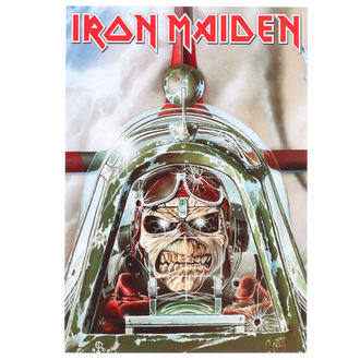 Felicitare Iron Maiden - ROCK OFF, ROCK OFF, Iron Maiden