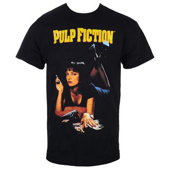 tricou cu tematică de film bărbați Pulp Fiction - UMA - LIVE NATION, LIVE NATION