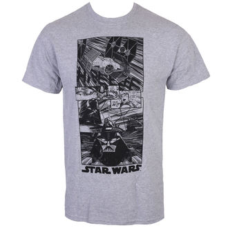 tricou cu tematică de film bărbați Star Wars - New Hope Manga - LIVE NATION, LIVE NATION