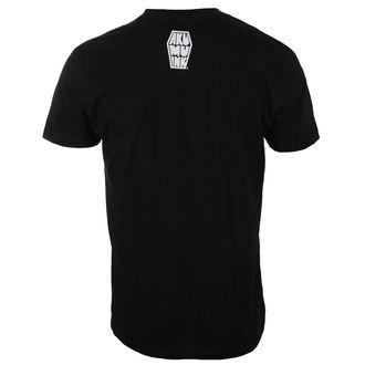 tricou hardcore bărbați - The Gravedigger - Akumu Ink, Akumu Ink